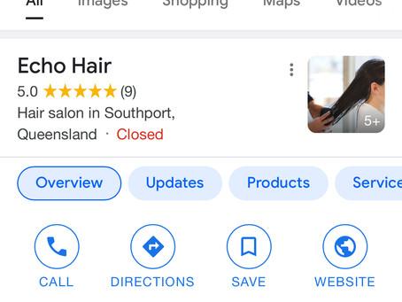 Echo Hair - case study