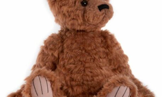 Griswald Traditional Plush Charlie Bears Teddy Talking Bear