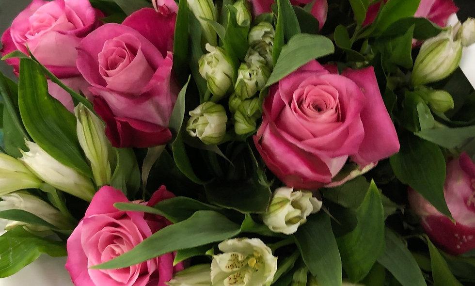 Rose arrangement $50 - $90