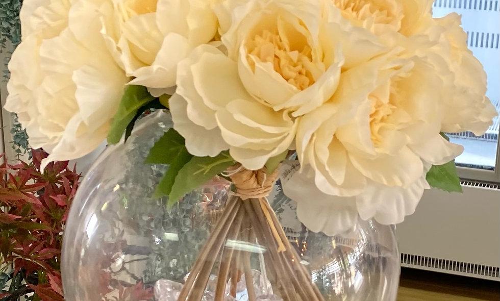 Artificial flower arrangements $110 - $150