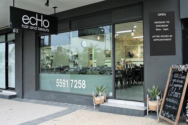 Echo Hair shop front.JPG