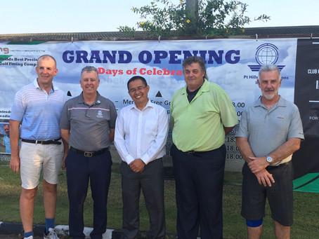 Indonesian Golf Academy Opening