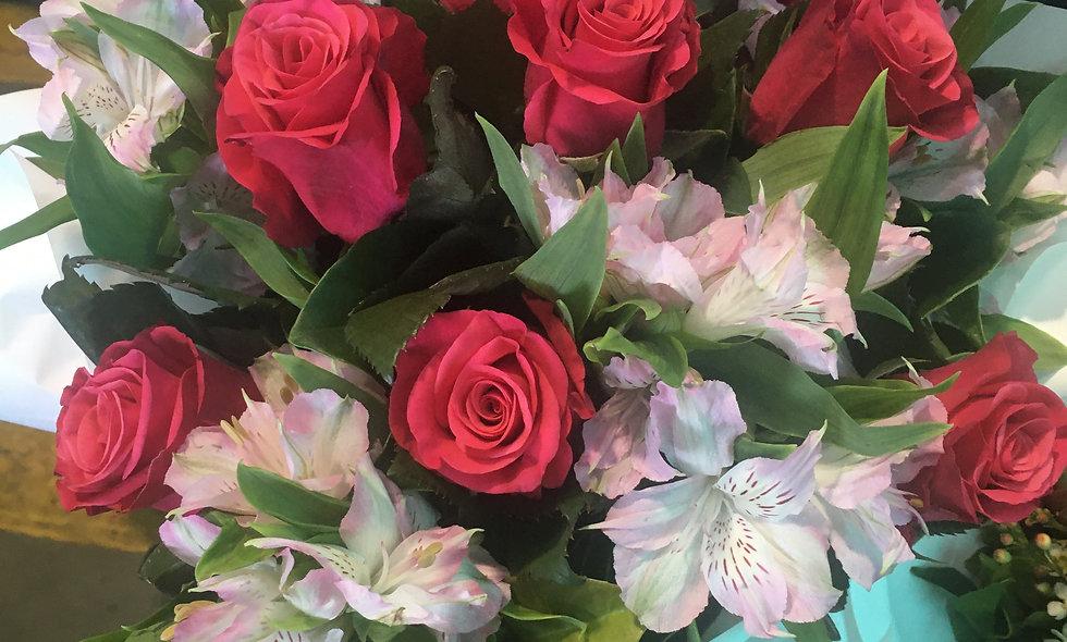 Fresh seasonal flowers  $45 - $100