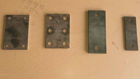 Examples of Punch, Shear of Metal Plates