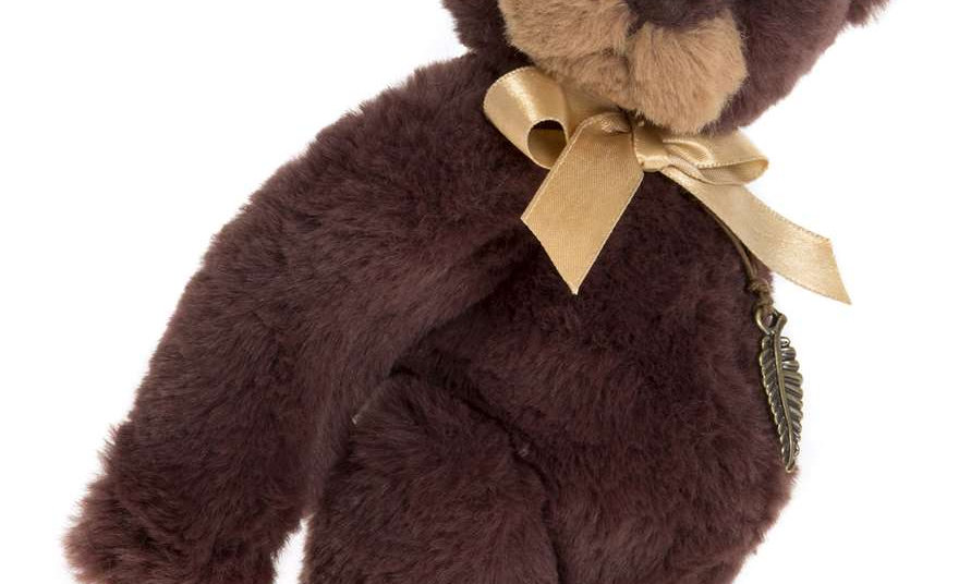 Dave Charlie Bears miniature Collectable Teddy Bear
