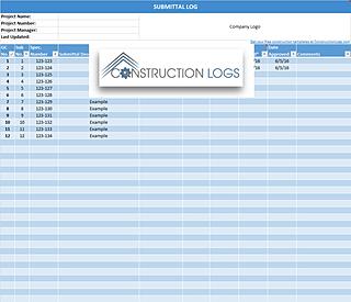 Excel Error Log: Construction Bid Estimate Template Free