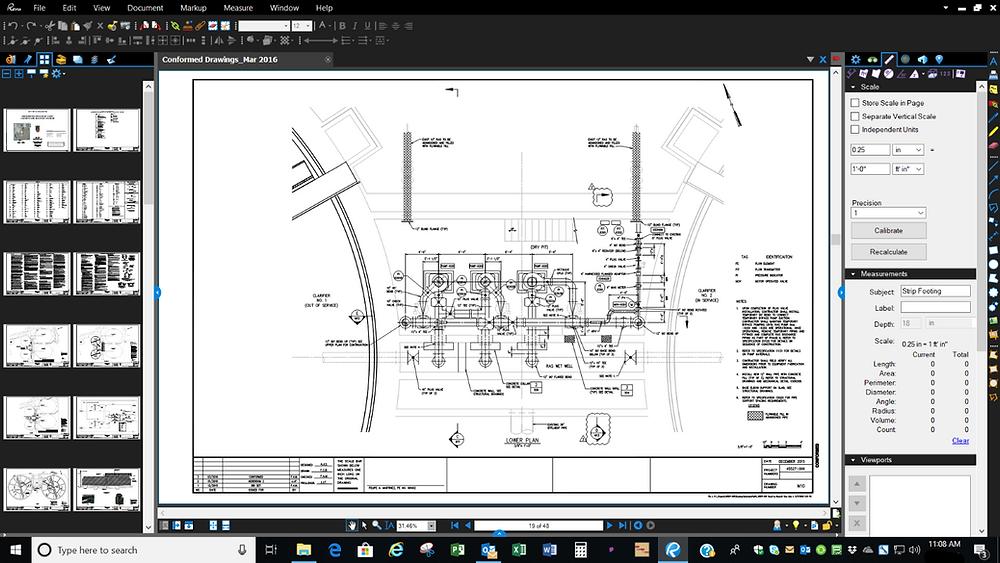 Bluebeam PDF Reader for Construction
