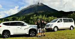 Private Tours in the Arenal Volcano