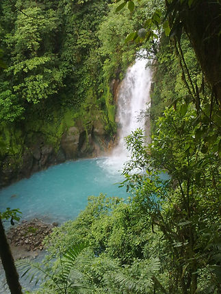 Rio Celeste Private Tour