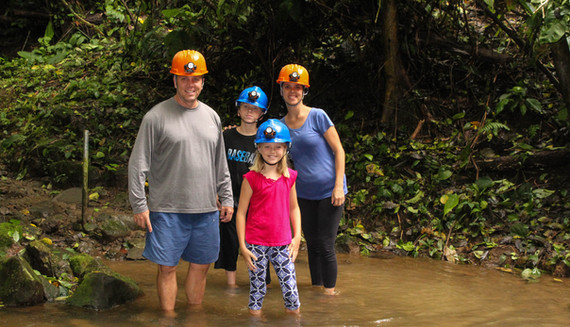 Family Experiences in Arenal