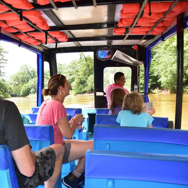Daily tours to sarapiqui