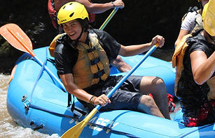 Water Rafting Guide Costa Rica