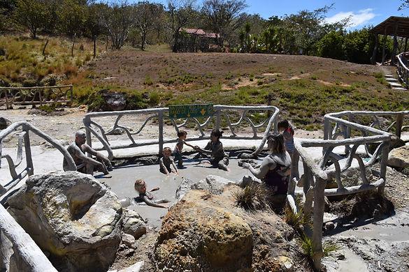 Miravalles Volcano Combo Tour