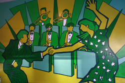 mural clean