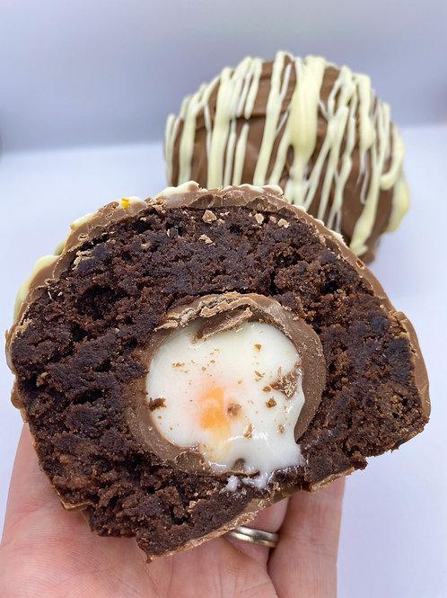 Cream Egg Scotch Eggs