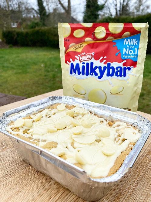Milky Bar Cookie Dough Tray