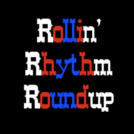 Rollin' Rhythm Roundup Banner