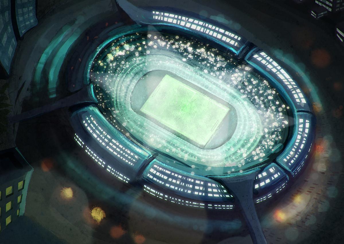 Gran estadio