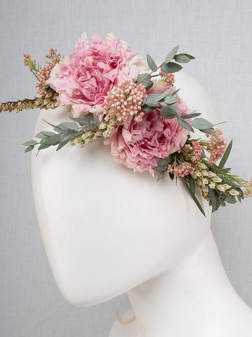Custom Floral Halos