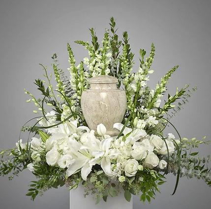Manitoba Funeral Arrangement | Little Flower Shop