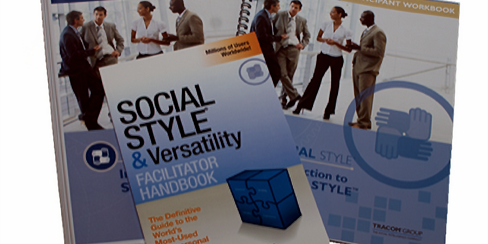 Social Style Certification