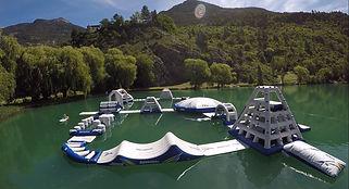 parc aquatique 05 hautes alpes, base de loisirs briancon