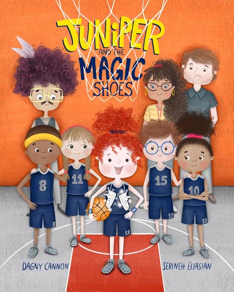 Juniper And The Magic Shoes