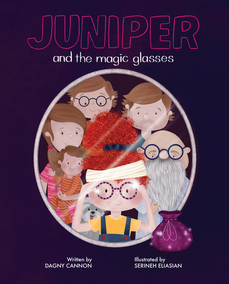 Juniper & The Magic Glasses