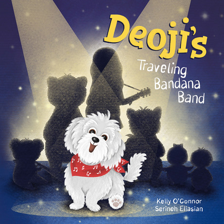 Deoji's Traveling Bandana Band