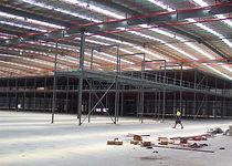 warehouse design, warehouse construction