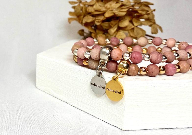 Pink Rhodonite