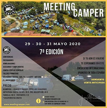 Meeting Camper 2020