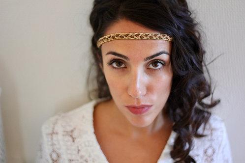 Headband Suédine