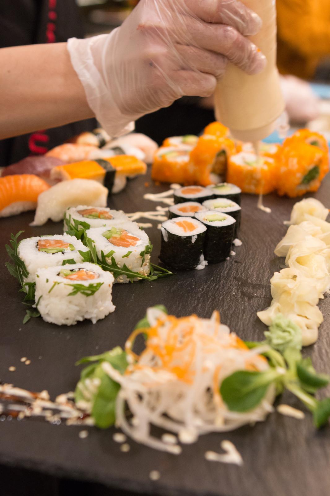Galerie Sushi Taki Sushi Taki Sushi House Kassel Deutschland