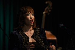 Solo cabaret recital in Malaysia