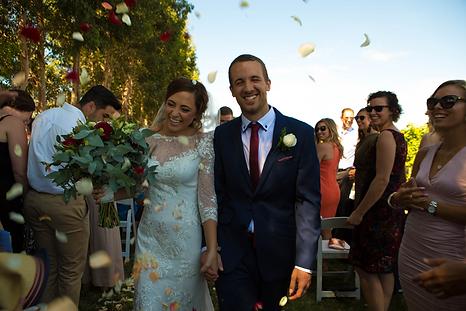 Wedding certified celebrant at Marlborough new zealand