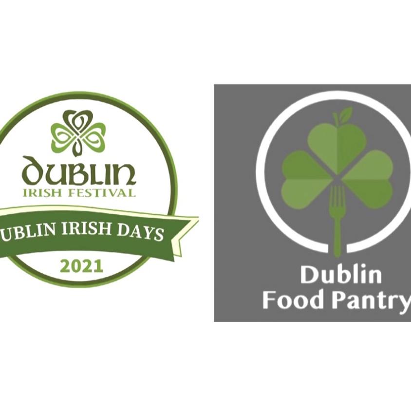 Dublin Irish Days + Dublin Food Pantry: A Tradition of Giving