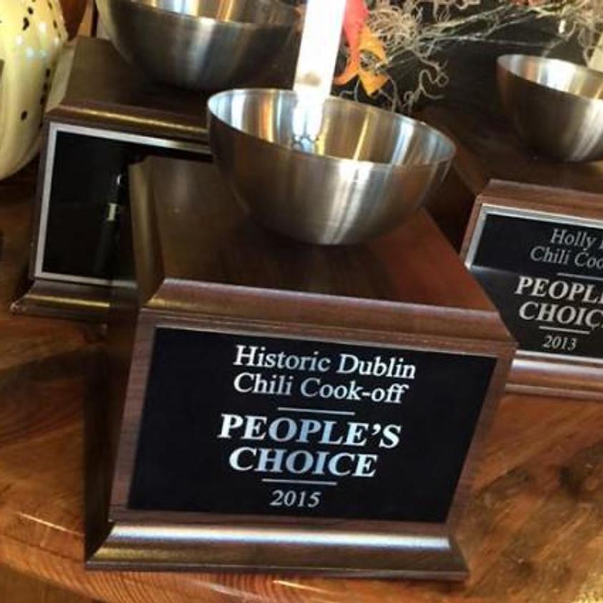 Historic Dublin Chili Cookoff