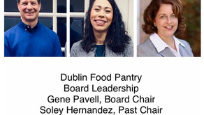 Thank You to DFP Board Chairs