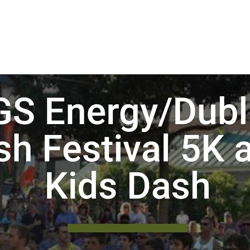 Virtual IGS Energy/Dublin Irish Festival 5K through August 8