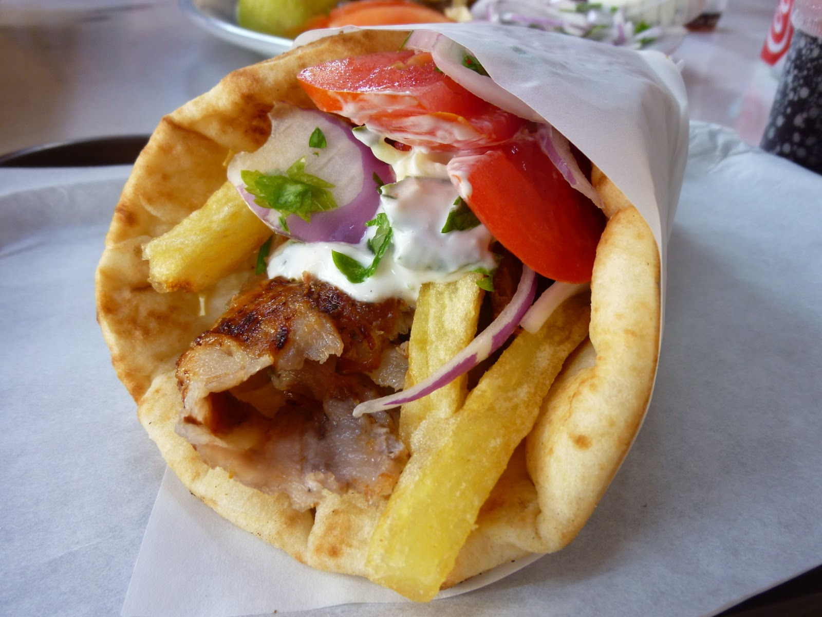 Pita Sandwiches