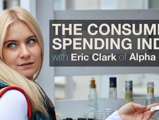 The Consumer Spending Index, with Eric Clark of Alpha Brands