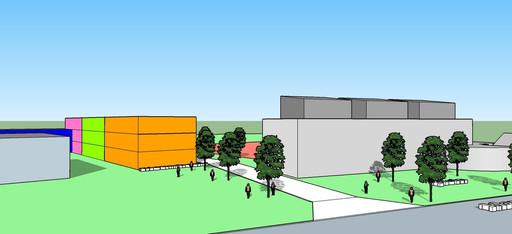 Centrum planontwikkeling Wapenveld