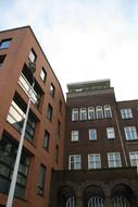 Kantoorgebouw Nieuwevaart Amsterdam
