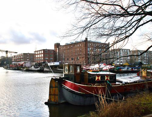 Hoogtekadijk Amsterdam