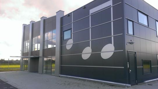 Muziekwinkel bedrijventerrein H2O Wezep
