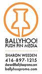 Ballyhoo! Business Card
