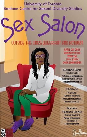Sex Salon April 2016 U of T Toronto