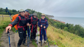 Day 8: Robin Hoods Bay to Scarborough