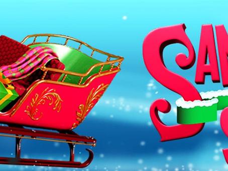 Santa's New Sleigh